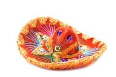 Mexican Sombrero Souvenir Stock Photo