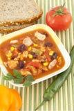Mexican soup Stock Photos