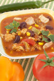 Mexican soup Stock Images