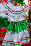 Mexican Souvenirs. In street market royalty free stock photos
