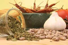 Mexican Spices Royalty Free Stock Image