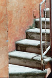 Mexican steps Stock Photography