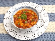 Mexican stew Stock Photography