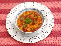 Mexican stew Stock Images