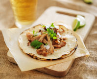 Mexican street tacos Stock Photo