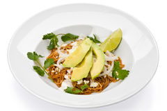 Mexican Style Pasta Stock Images