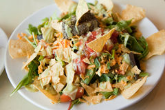 Mexican style salad Royalty Free Stock Image