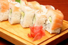 Mexican Sushi 6 Royalty Free Stock Photos