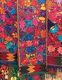 Mexican table runners Stock Images