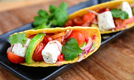 Mexican taco Stock Photography