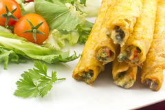 Mexican Taquitos Royalty Free Stock Images