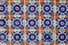 Mexican tiles Stock Photos