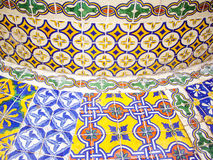 Mexican Tiles Royalty Free Stock Photos