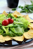 Mexican tortilla chips Stock Photo