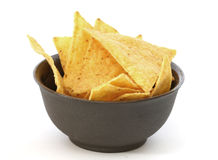 Mexican tortilla chips Stock Photography