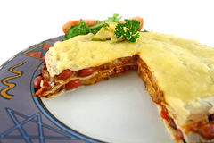 Mexican Tortilla Stack 2 Stock Image