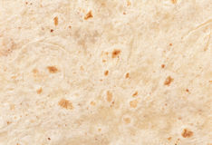Mexican tortilla wrap background Stock Image