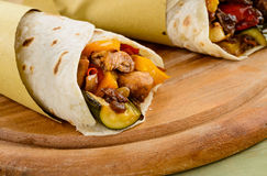 Mexican tortillas Stock Photography