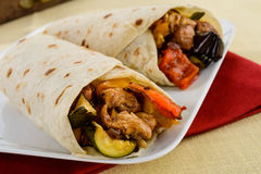 Mexican tortillas Royalty Free Stock Photography