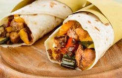 Mexican tortillas Stock Photography