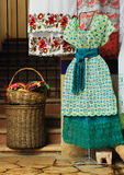 Mexican traditional dresses Stock Images