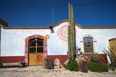 Traditional Mexican House Stock Photos