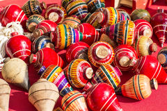 Mexican variety of toys Royalty Free Stock Images