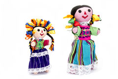 Mexican variety of toys Royalty Free Stock Photography
