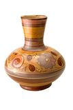 Mexican Vase Stock Photos