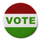 Mexican Vote Royalty Free Stock Photos