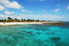 Mexican Waters Royalty Free Stock Image