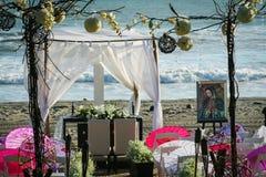 Mexican wedding in Acapulco, Guerrero Mexico Royalty Free Stock Photography
