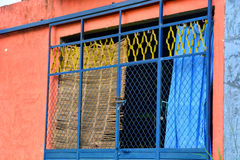 Mexican Window. A window taken in Tuxtla Gutierrez, Mexico Stock Images