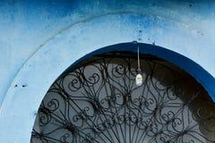 Mexican Window. A window taken in Tuxtla Gutierrez, Mexico Stock Photos