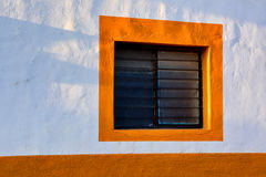 Mexican Window Stock Photography