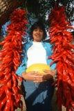 A Mexican woman Stock Photos