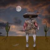 Mexicana ΙΙ Λα noche Στοκ Φωτογραφίες