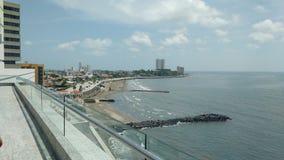 Mexicana de Playa/bahía del mexicana Imágenes de archivo libres de regalías