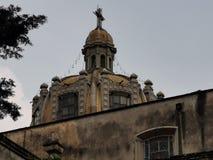 Mexicana kościół zdjęcia royalty free