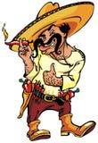 Mexicano Fotografia de Stock Royalty Free