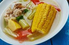 Mexicano Caldo De Res fotos de stock