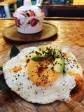 Mexicano de Desayuno, desayuno mexicano fotografía de archivo