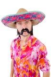 Mexicano divertido Fotos de archivo