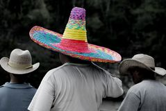 Mexicans Stock Photo