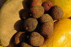 Mexicansk frukt Fotografering för Bildbyråer