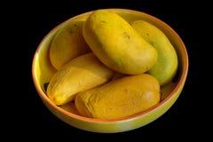 Mexicansk frukt i en bunke Arkivbild