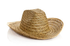 Mexicansk hatt som isoleras på vit bakgrundskultur Royaltyfri Bild