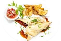 Mexicansk mat arkivbild