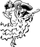 Mexicansk underhållning royaltyfri illustrationer