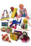 Mexicanska toys Arkivfoto